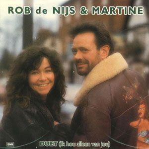 Coverafbeelding Duet (Ik Hou Alleen Van Jou) - Rob De Nijs & Martine
