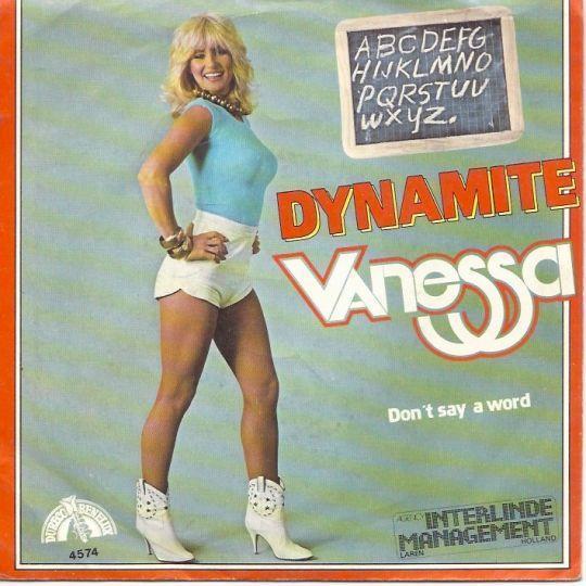 Coverafbeelding Dynamite - Vanessa