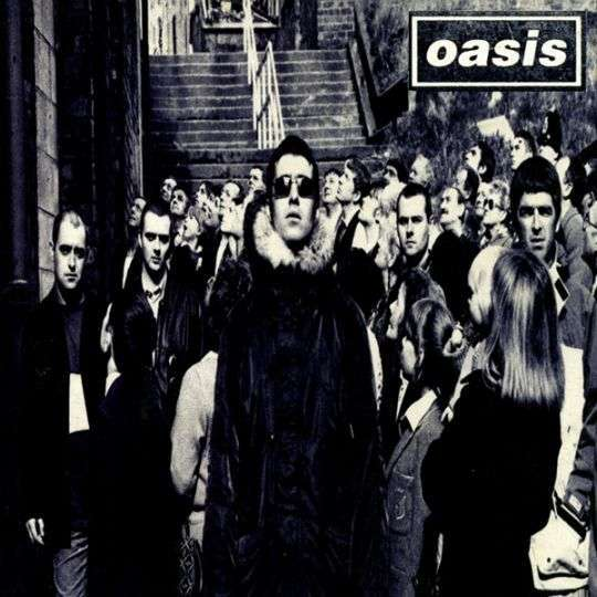 Coverafbeelding D'you Know What I Mean? - Oasis