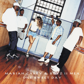 Coverafbeelding Mariah Carey & Boyz II Men - One Sweet Day