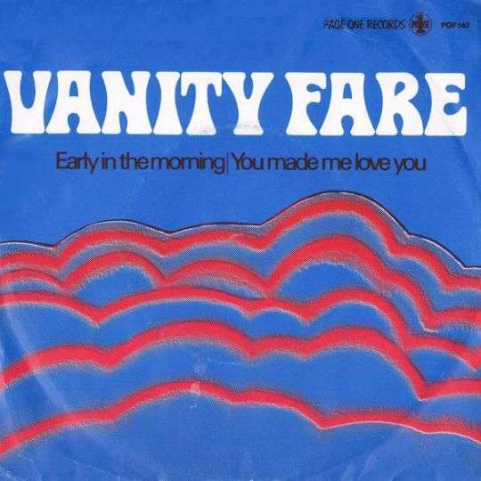 Coverafbeelding Vanity Fare - Early In The Morning