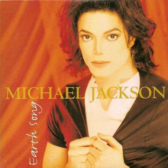 Coverafbeelding Earth Song - Michael Jackson