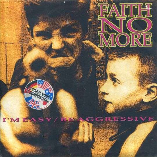 Coverafbeelding Faith No More - I'm Easy