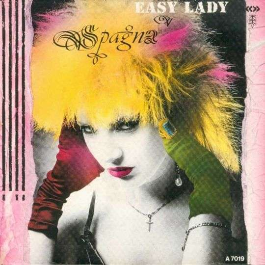 Coverafbeelding Spagna - Easy Lady