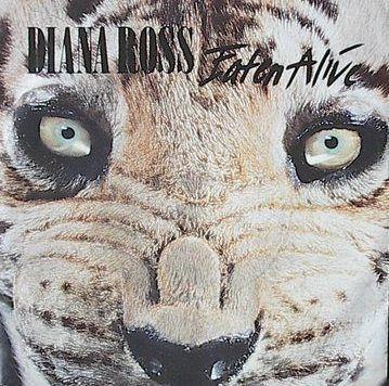 Coverafbeelding Eaten Alive - Diana Ross