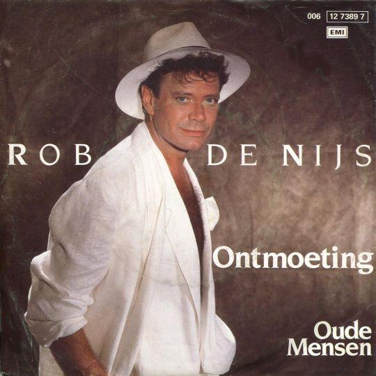 Coverafbeelding Ontmoeting - Rob De Nijs