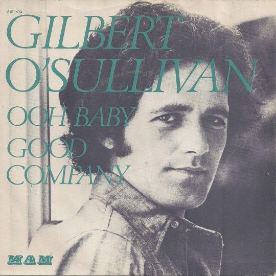 Coverafbeelding Ooh Baby - Gilbert O'sullivan