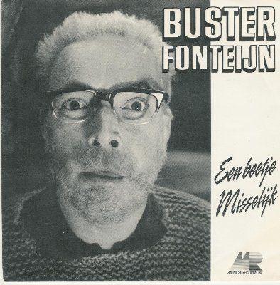 Coverafbeelding Buster Fonteijn - Een Beetje Misselijk