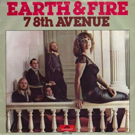 Coverafbeelding Earth & Fire - 7 8th Avenue