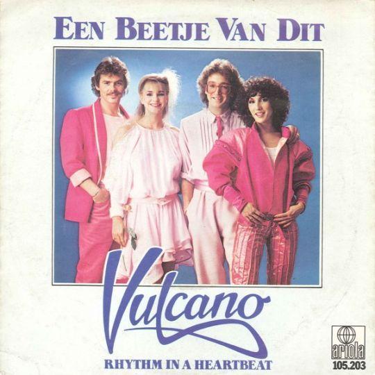 Coverafbeelding Een Beetje Van Dit - Vulcano
