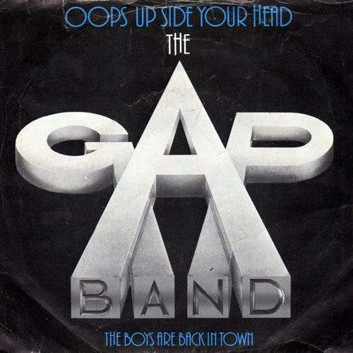 Coverafbeelding The Gap Band - Oops Up Side Your Head