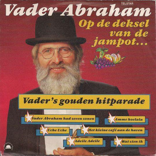 Coverafbeelding Op De Deksel Van De Jampot... - Vader Abraham