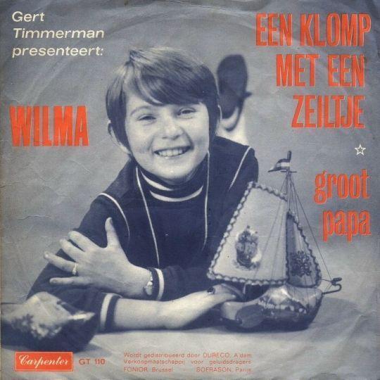 Coverafbeelding Een Klomp Met Een Zeiltje - Gert Timmerman Presenteert: Wilma