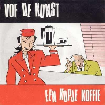 Coverafbeelding Een Kopje Koffie - Vof De Kunst