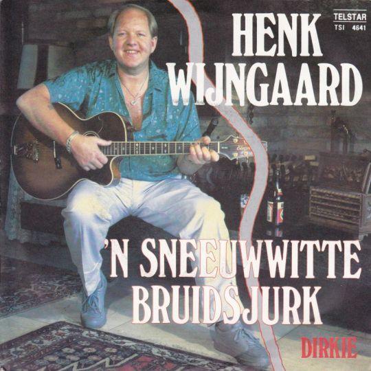 Coverafbeelding 'n Sneeuwwitte Bruidsjurk - Henk Wijngaard