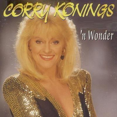 Coverafbeelding Corry Konings - 'n Wonder