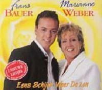 Coverafbeelding Eens Schijnt Weer De Zon - Frans Bauer & Marianne Weber