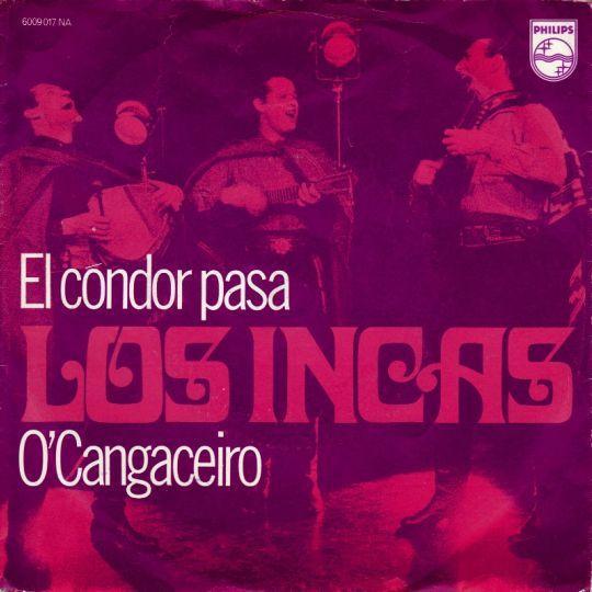 Coverafbeelding Los Incas - El Cóndor Pasa
