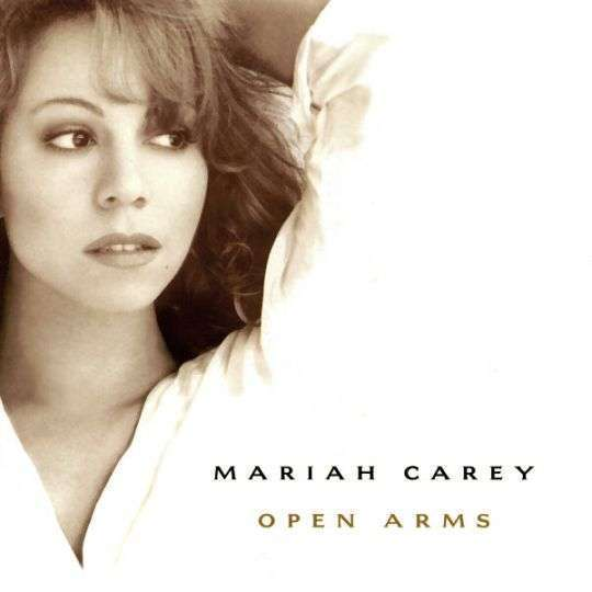 Coverafbeelding Mariah Carey - Open Arms