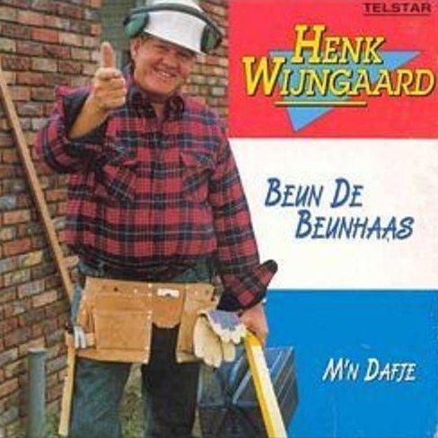 Coverafbeelding Beun De Beunhaas - Henk Wijngaard