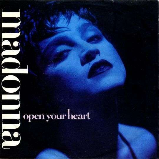 Coverafbeelding Madonna - Open Your Heart
