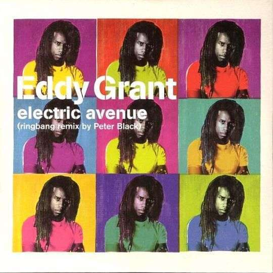 Coverafbeelding Electric Avenue (Ringbang Remix By Peter Black) - Eddy Grant