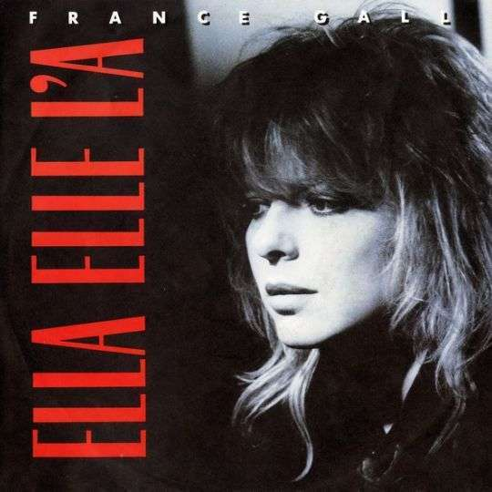 Coverafbeelding Ella Elle L'a - France Gall