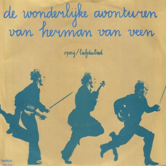 Coverafbeelding Opzij - De Wonderlijke Avonturen Van Herman Van Veen