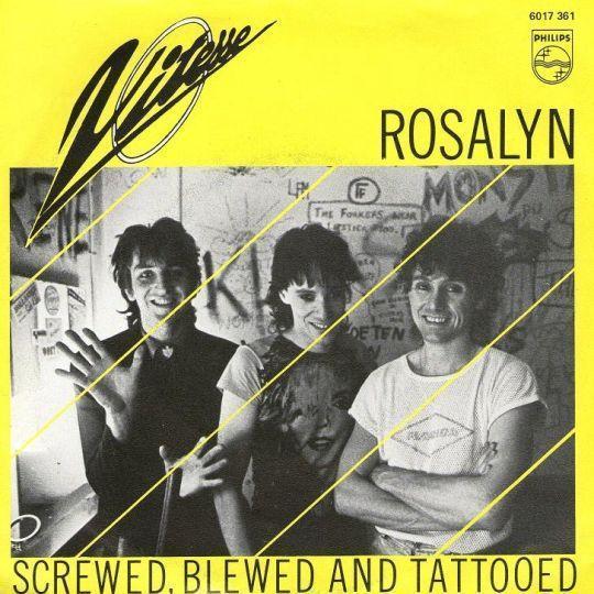 Coverafbeelding Rosalyn - Vitesse