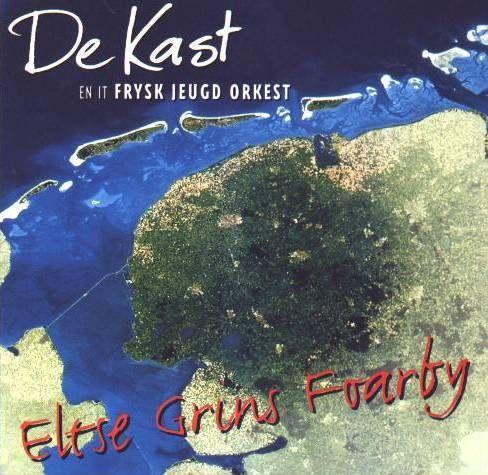 Coverafbeelding Eltse Grins Foarby - De Kast En It Frysk Jeugd Orkest