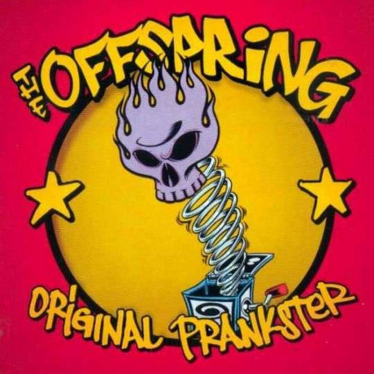 Coverafbeelding Original Prankster - The Offspring