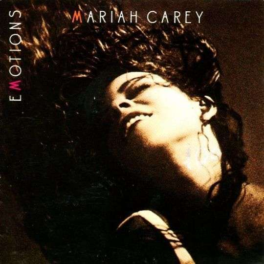 Coverafbeelding Mariah Carey - Emotions