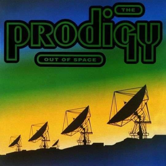 Coverafbeelding Out Of Space - The Prodigy