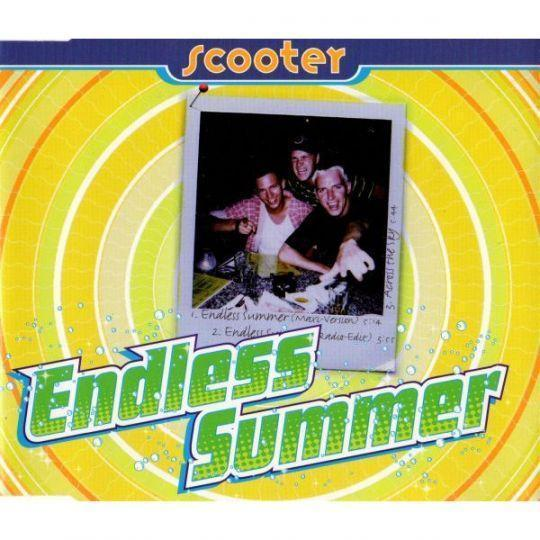 Coverafbeelding Endless Summer - Scooter