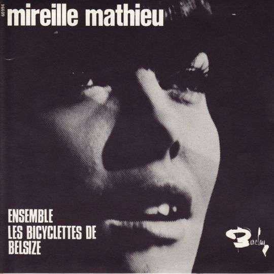 Coverafbeelding Ensemble - Mireille Mathieu