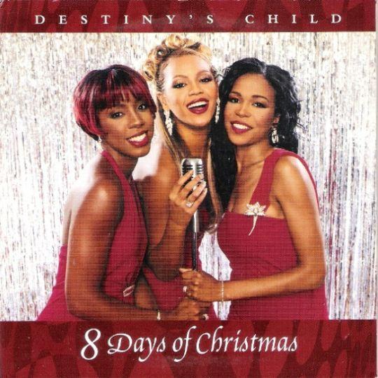 Coverafbeelding 8 Days Of Christmas - Destiny's Child