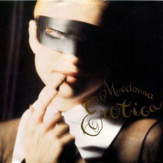 Coverafbeelding Erotica - Madonna