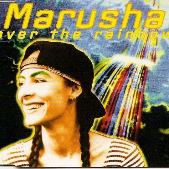 Coverafbeelding Over The Rainbow - Marusha