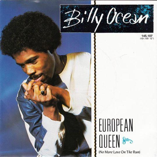 Coverafbeelding Billy Ocean - European Queen (No More Love On The Run)