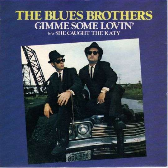Coverafbeelding The Blues Brothers - Gimme Some Lovin'