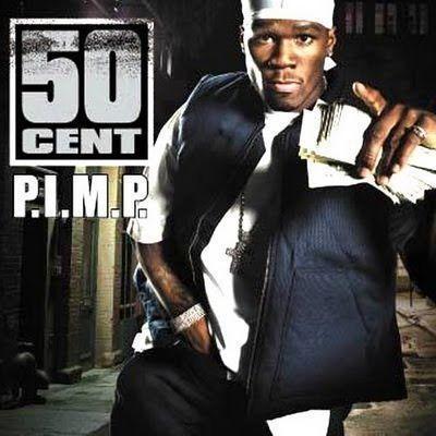 Coverafbeelding P.i.m.p. - 50 Cent