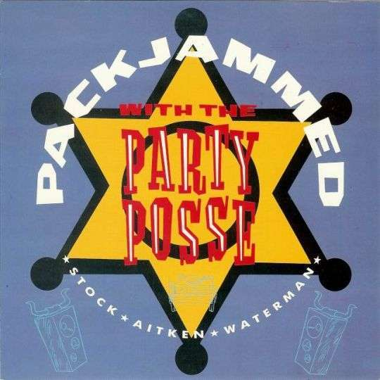 Coverafbeelding Stock Aitken Waterman - Packjammed With The Party Posse