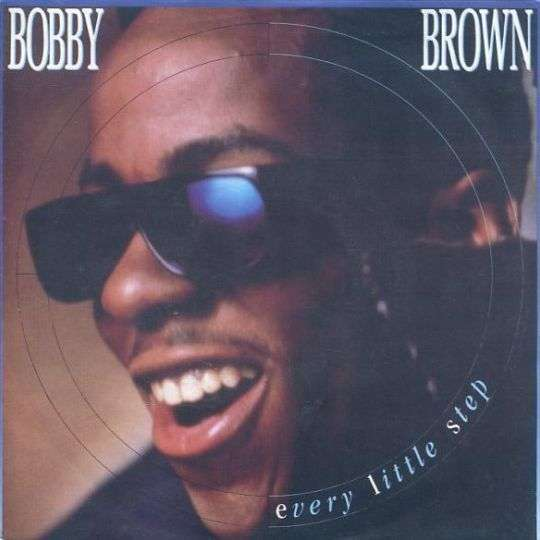 Coverafbeelding Every Little Step - Bobby Brown