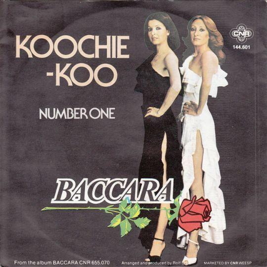 Coverafbeelding Koochie-koo - Baccara