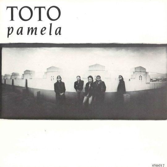 Coverafbeelding Pamela - Toto
