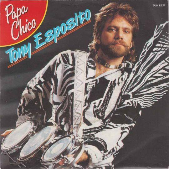 Coverafbeelding Tony Esposito - Papa Chico