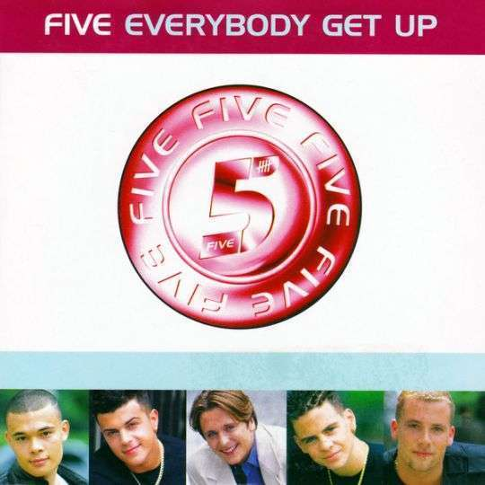 Coverafbeelding Everybody Get Up - Five