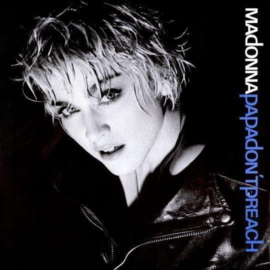 Coverafbeelding Papa Don't Preach - Madonna