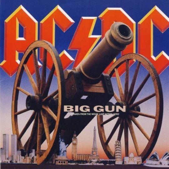 Coverafbeelding Big Gun - Ac/dc
