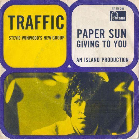 Coverafbeelding Paper Sun - Traffic